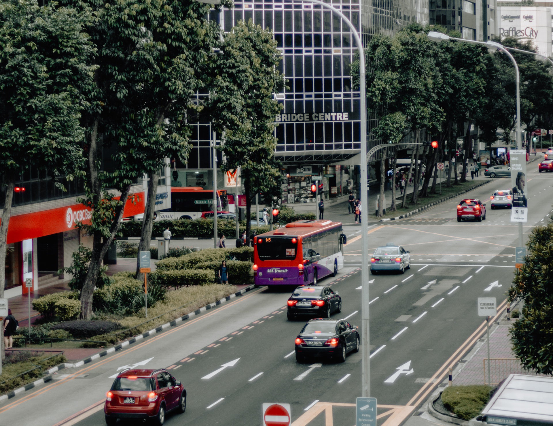 Singapore Transport Systems